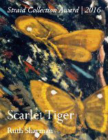 Scarlet Tiger launched at 2016 Derwent Poetry festival